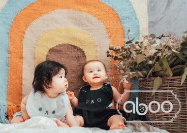 おしゃれママたちに大人気のベビーウェア aboo モニター撮影会開催決定